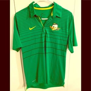 Oregon Ducks sideline polo
